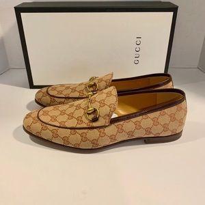 Gucci Men's Jordaan logo loafer